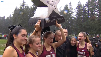 On Saturday, F-M added another national title to an already-packed trophy case
