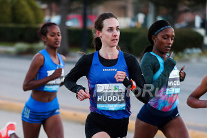 Molly Huddle in Houston