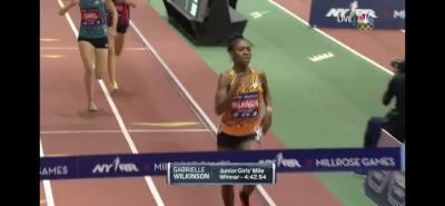 Gabrielle Wilkinson