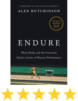 Endure gets our highest rating - 5 stars out of 5. Purchase here.