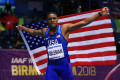 Remember this night: Christian Coleman's first world title © Getty Images for IAAF