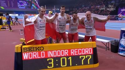 Poland world record