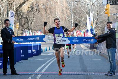 Ben True Wins NYC Half