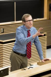 Jeremy Brown Teaching