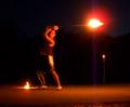 flaming-hammer