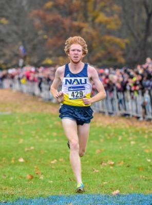 Tyler Day: America's next great 10k runner? Michael Scott photo