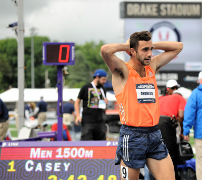 Robby Andrews in Shock
