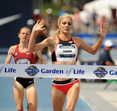 Emma Coburn Wins 2018 USATF Steeplechase Title
