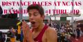 Distanc Races at NCAAsRanked #1 thru #10