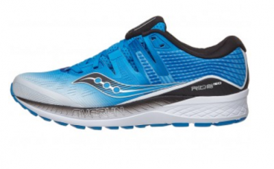 The new Saucony Ride ISO is here