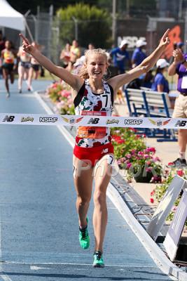 Katelyn Tuohy Runs 4:33.87 High School Record