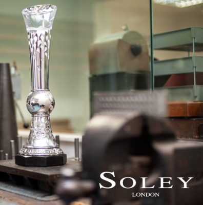 Can someone tell us where this $250,000 trophy is right now?
