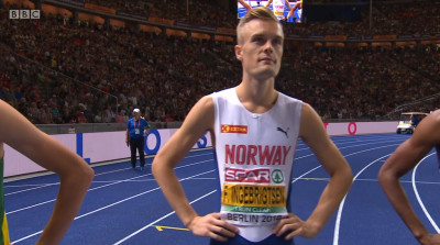 Filip was the favorite but faded in the final 100