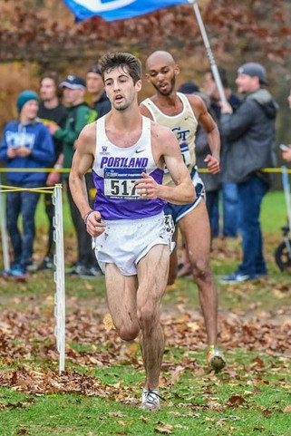 Hauger is one of two returning All-Americans for the Pilots