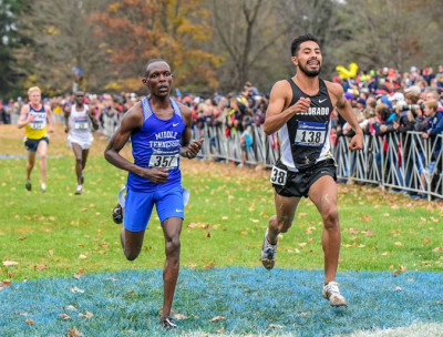 Herrera was 33rd as his first NCAAs a year ago and could be even better in 2018