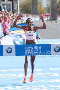 Gladys Cherono Wins 2018 Berlin Marathon