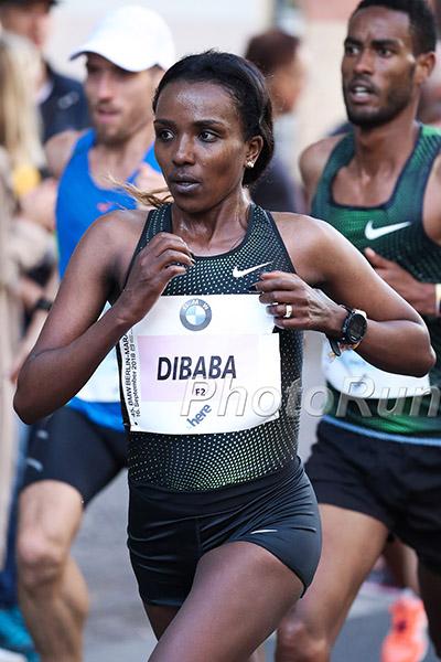 Tirunesh Dibaba