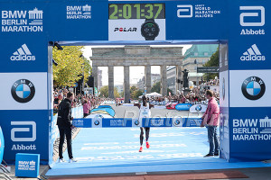 2:01:39 World Record for Eliud Kipchoge