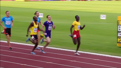 Another win for Korir