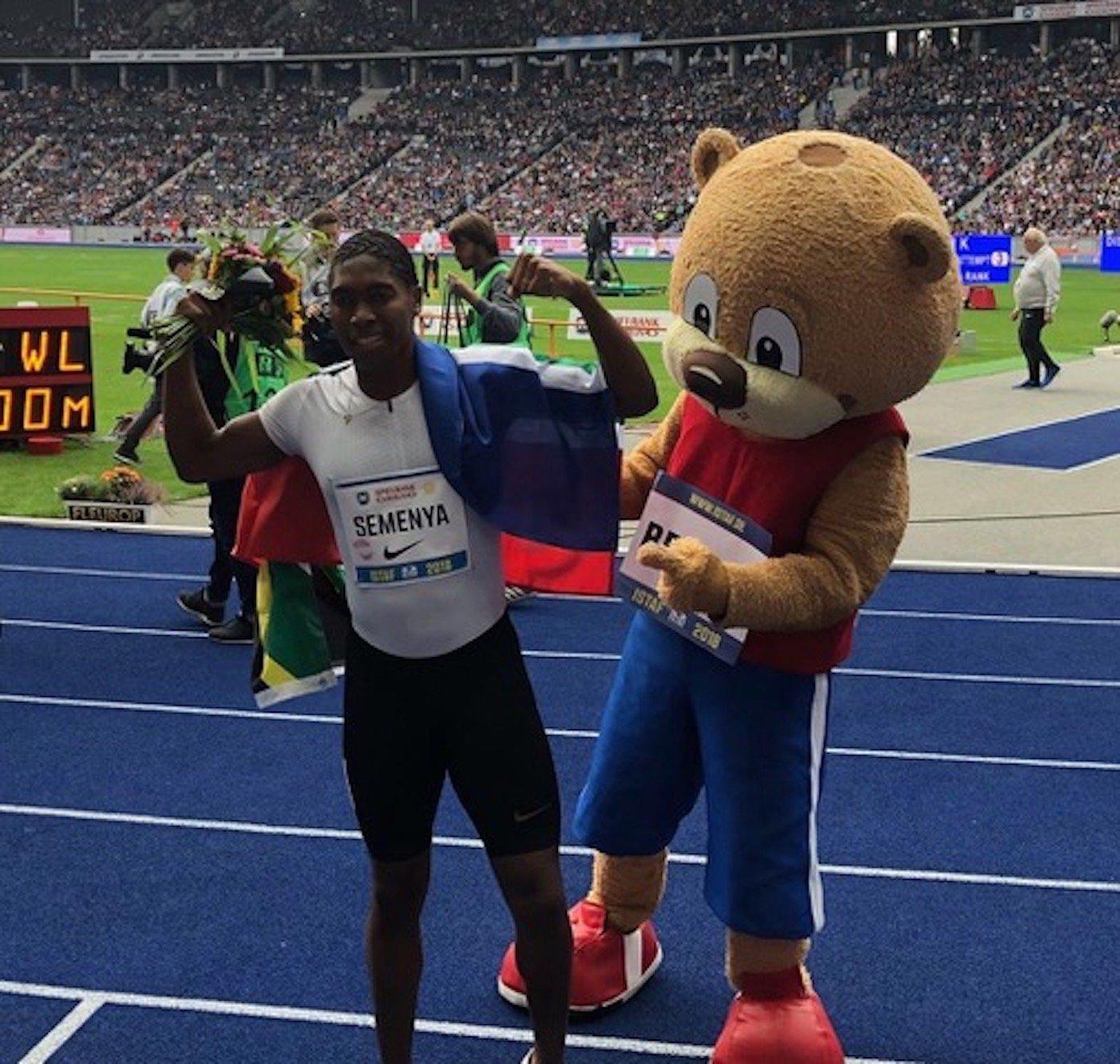 2018 ISTAF Berlin  Caster Semenya clocks fifth fastest 1 6e8c73ef09