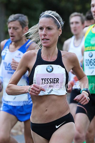 Lyndsay Tessier of Canada