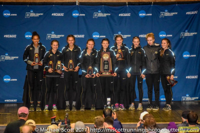 Colorado has finished on the NCAA podium three years in a row
