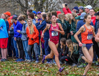 Werner and the rest of the hogs will have to be on their game if they are to win the program's first women's XC title