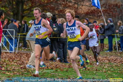 Baxter and Day dictated the race last year