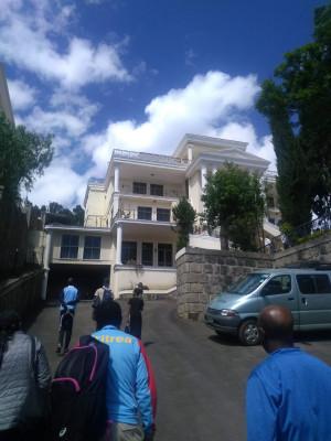 Haile's house