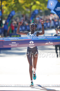 Mary Keitany was amazing in New York