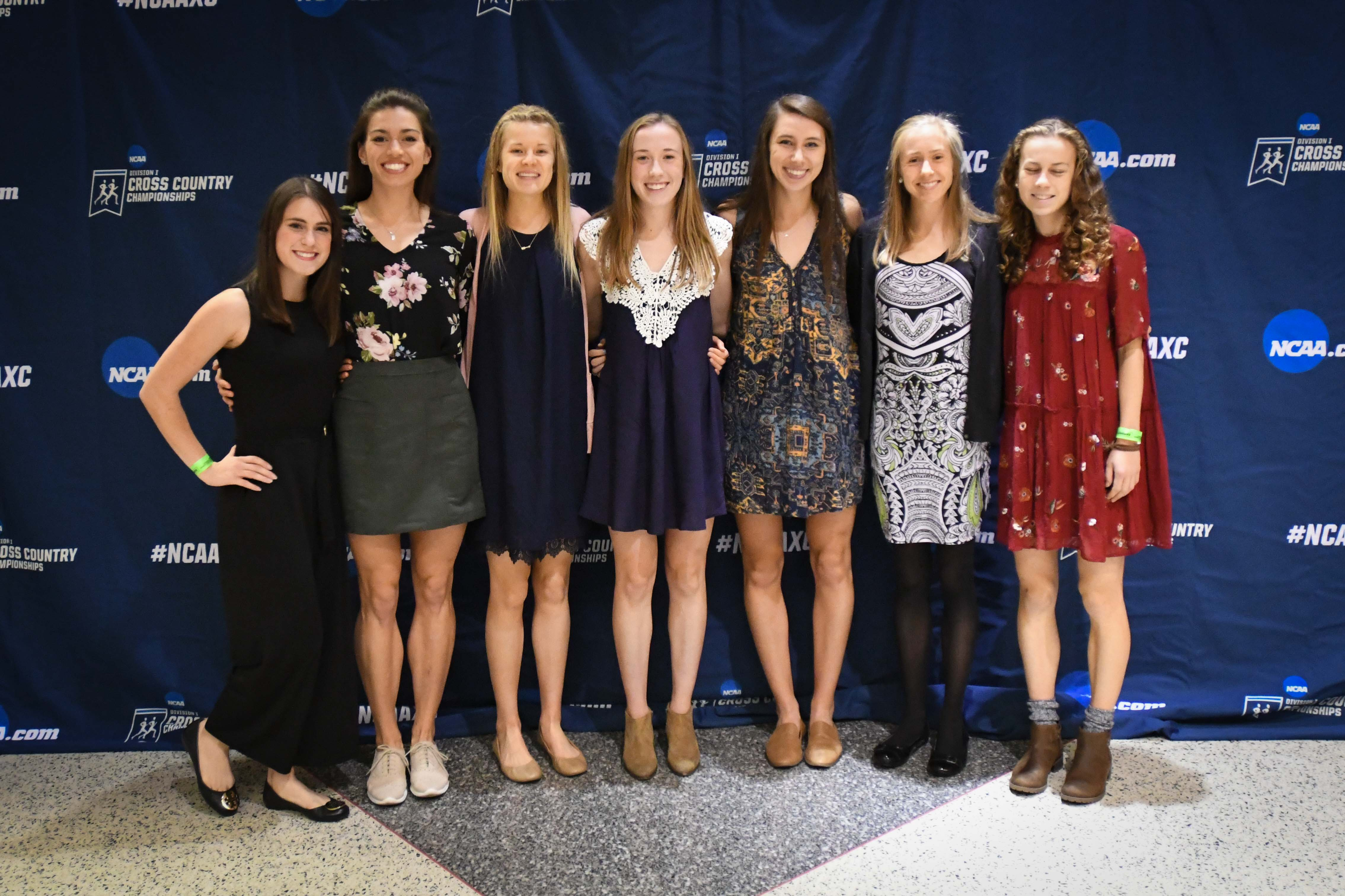 Notre Dame Women's Cross Country