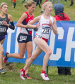 Monson could become just the second woman to win NCAAs on her home course, after Arizonas Amy Skieresz in 1996