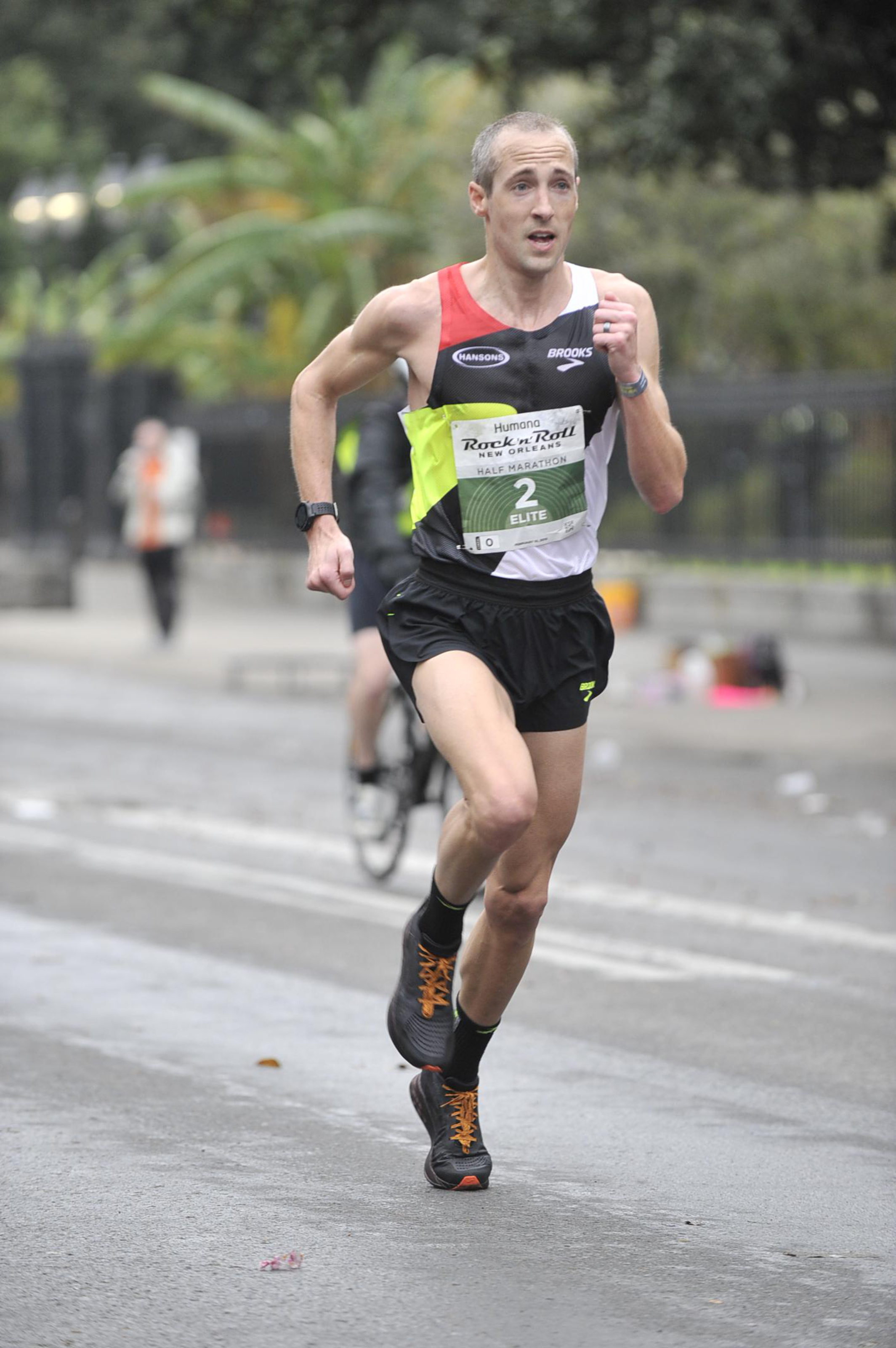 Hanson half marathon plan review