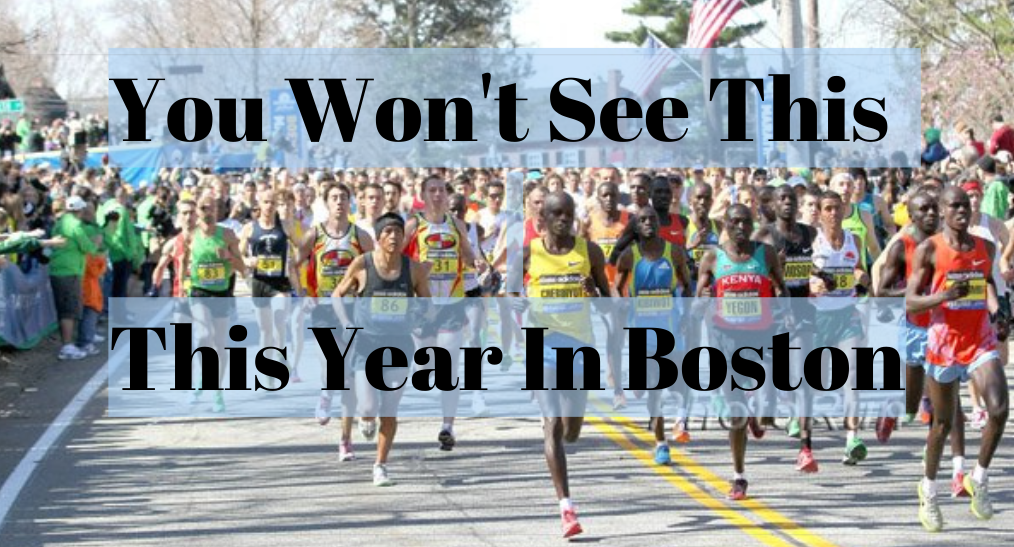 Boston: The People's 'Olympics' The Elitist Marathon
