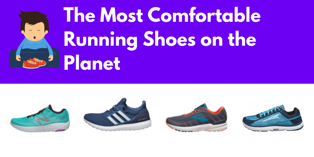 comfortable running sneakers