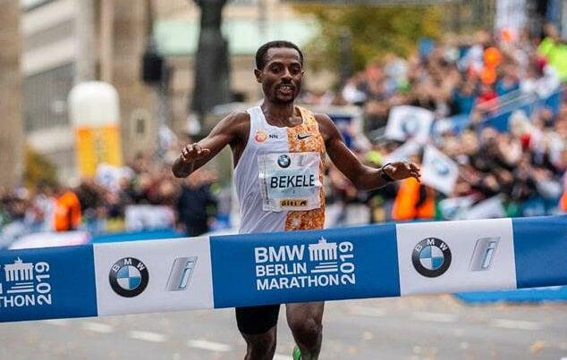 The GOAT is Back: Kenenisa Bekele Runs