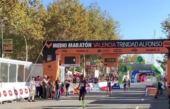 halvmaraton 2019