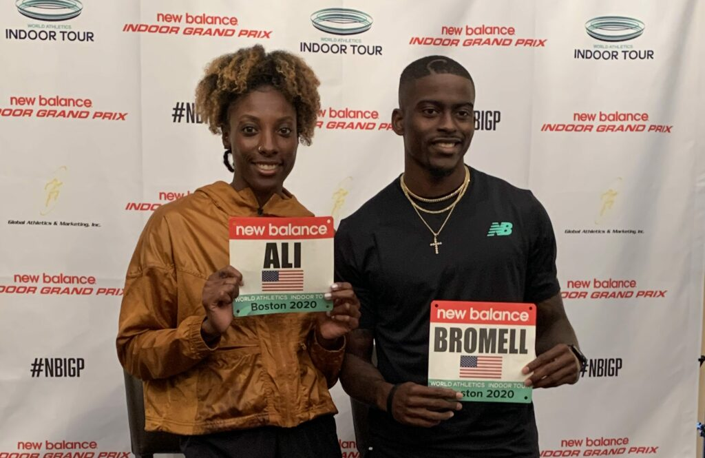 Medal favourite trayvon bromell missed out on the final of the men's 100 metres as china's su watch every unmissable moment live from tokyo 2020 across eurosport, eurosport app and. Trayvon Bromell Is Back Hoping That This Comeback Will Be His Last Letsrun Com