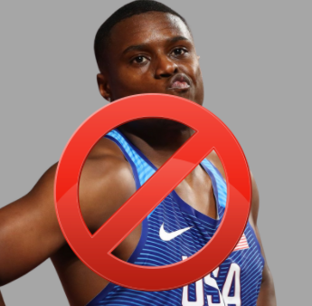 The World's Fastest Man Won't Be at the Olympics