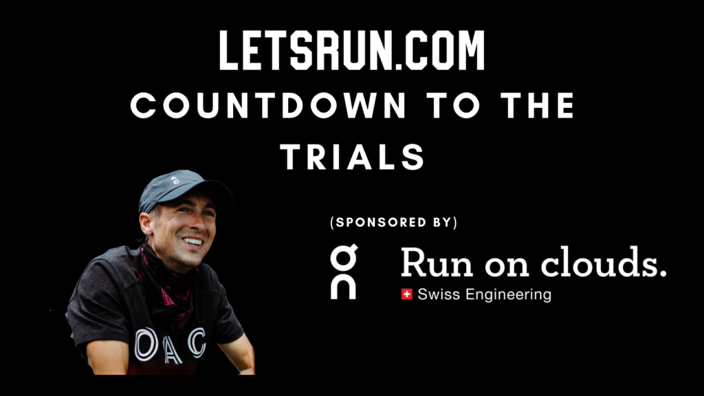 Countdown to the Olympic Trials