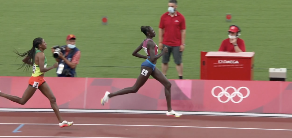 Women's 800m Semis: Athing Mu is Your Gold Medal Favorite, Ajee Wilson OUT - LetsRun.com